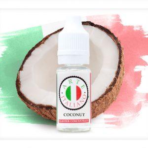 Arte Italiano Coconut Flavour Concentrate 10ml bottle