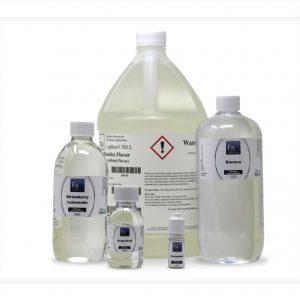 TFA TPA Gallon litre 500ml 100ml 10ml bottles