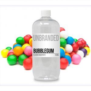 Unbranded Flavour Concentrate Bubblegum Bulk One Shot bottle