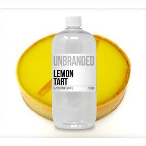 Unbranded Flavour Concentrate Lemon Tart Bulk One Shot bottle