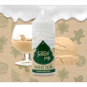 Festive Fog Irish Ice Cream One Shot Flavour Concentrate bottle