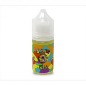 Marina Vapes Donuts PBLS One Shot Flavour Concentrate bottle