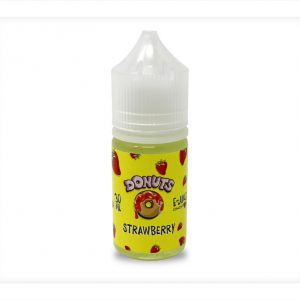Marina Vapes Donuts Strawberry One Shot Flavour Concentrate bottle