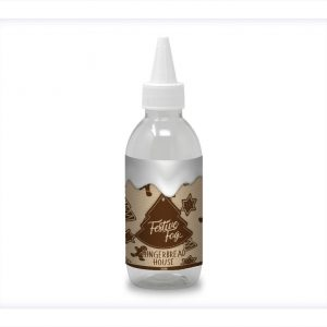 Festive Fog Gingerbread House Flavour Short Shot Longfill bottle