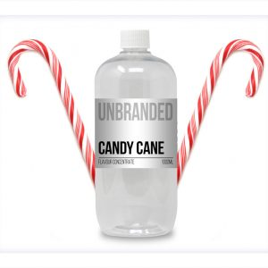 Unbranded Flavour Concentrate Candy Cane Bulk One Shot bottle