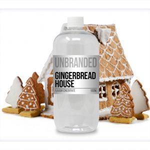 Unbranded Flavour Concentrate Gingerbread House Bulk One Shot bottle
