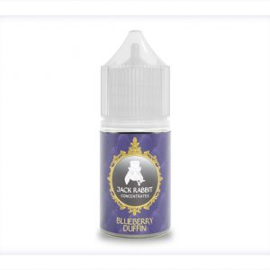 Jack Rabbit Blueberry Duffin One Shot Flavour Concentrate bottle