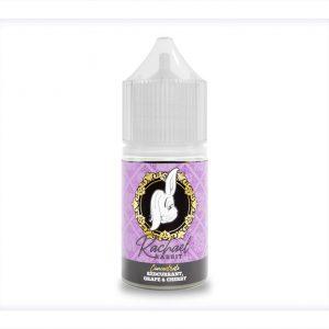 Jack Rabbit Rachael Rabbit Redcurrant Grape Cherry One Shot Flavour Concentrate bottle