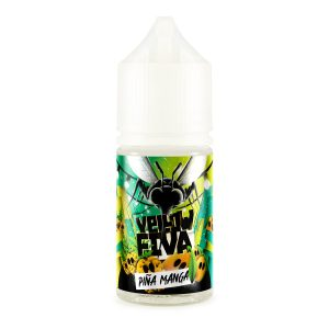 Joes Juice Yellow Fiva Pina Manga Shot Flavour Concentrate