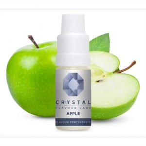 Crystal Flavour Labs Apple Flavour Concentrate 10ml bottle