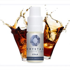 Crystal Flavour Labs Cola Flavour Concentrate 10ml bottle