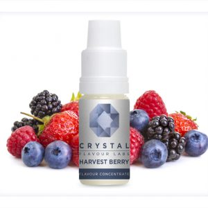 Crystal Flavour Labs Harvest Berry Flavour Concentrate 10ml bottle
