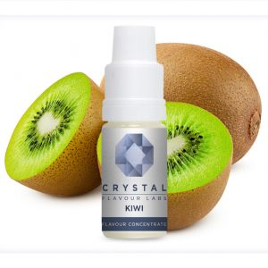 Crystal Flavour Labs Kiwi Flavour Concentrate 10ml bottle