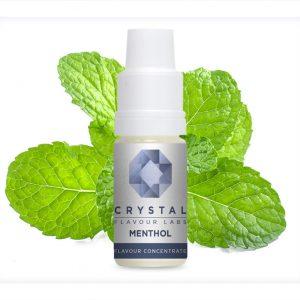 Crystal Flavour Labs Menthol Flavour Concentrate 10ml bottle