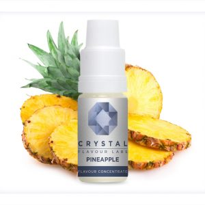 Crystal Flavour Labs Pineapple Flavour Concentrate 10ml bottle