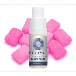 Crystal Flavour Labs Bubblegum Flavour Concentrate 10ml bottle