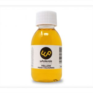 Wholesale Flavours Yellow Food Colouring