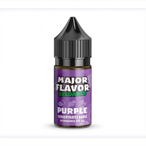 Major Flavor Purple Reloaded 30ml One Shot Flavour Concentrate
