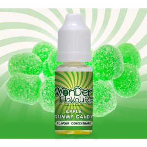 Wonder Flavours Apple Gummy Candy Flavour Concentrate 10ml bottle