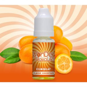 Wonder Flavours Kumquat Flavour Concentrate 10ml bottle