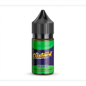 Custard Company Mint 30ml One Shot Flavour Concentrate