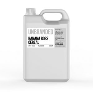 Banana Boss Cereal Unbranded 5000ml E-Liquid