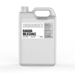 Banana Milkshake Unbranded 5000ml E-Liquid