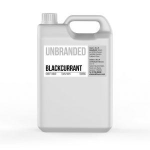 Blackcurrant Unbranded 5000ml E-Liquid