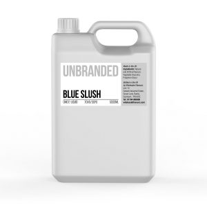 Blue Slush Unbranded 5000ml E-Liquid
