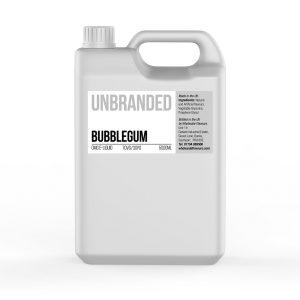 Bubblegum Unbranded 5000ml E-Liquid
