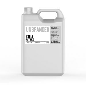 Cola with Ice Unbranded 5000ml E-Liquid