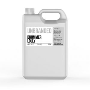 Drummer Lolly Unbranded 5000ml E-Liquid