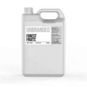 Forest Fruits Unbranded 5000ml E-Liquid